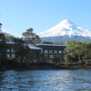 Hotel Pictures: Lodge Las Cascadas, La Ensenada