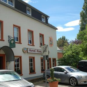 Hotelbilleder: Hotel Restaurant Kurfürst, Germersheim