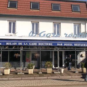 Hotel Pictures: Le Relais De La Gare Routiere, Saint-Priest