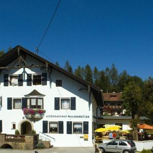 酒店图片: Alpengasthof Walderbrücke, 阿布萨姆