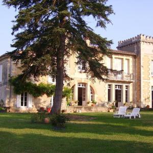 Hotel Pictures: Château Les Tours Seguy, Saint-Ciers-de-Canesse