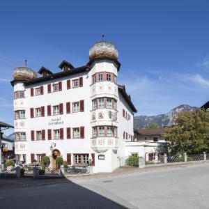 Hotelbilleder: Gasthof Herrnhaus, Brixlegg