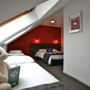 Hotel Pictures: Kyriad Saint Brieuc - Tregueux, Tregueux