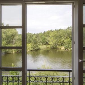 Hotelbilleder: Residenz am Balmer See - FeWo 69, Balm
