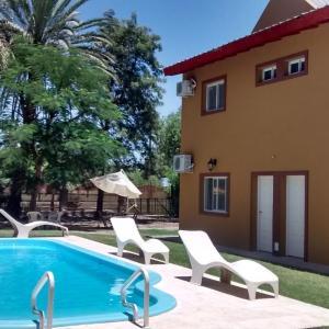 Fotografie hotelů: Cabañas Ensueño del Lago, Termas de Río Hondo