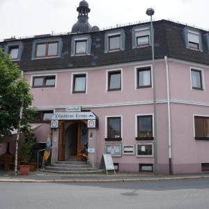 Hotelbilleder: Gasthof Goldene Krone, Selbitz