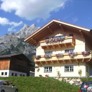 Hotellbilder: Bio Bauernhof Vorderoberlehen, Werfenweng