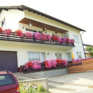 Hotelbilleder: Haus Waldeck, Wald-Michelbach