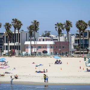 Fotografie hotelů: Venice on the Beach Hotel, Los Angeles