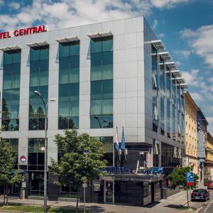 Hotellikuvia: Hotel Central, Zagreb