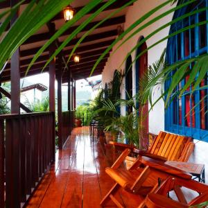 Hotel Pictures: Orosi Lodge, Orosí