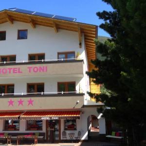 Hotelbilleder: Hotel Toni, Galtür