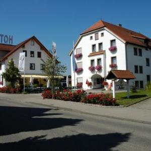 Hotelbilleder: Hotel Restaurant Adler, Westhausen