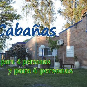 Φωτογραφίες: Cabañas Costa Azul, Sauce Viejo