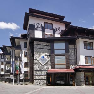 Hotellikuvia: Astera Bansko Apartment Tourist Complex & SPA, Bansko