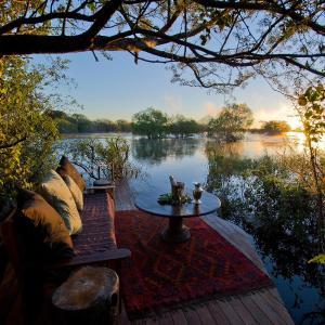 Zdjęcia hotelu: Sindabezi Island Camp, Simonga