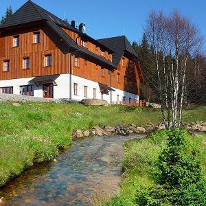 Hotel Pictures: Hotel Madr, Modrava