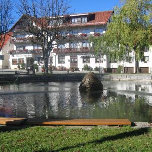 Hotelbilleder: Hotel Gasthof Rössle, Stetten am Kalten Markt