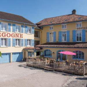 Hotel Pictures: Hotel Le Bourgogne, Cuiseaux