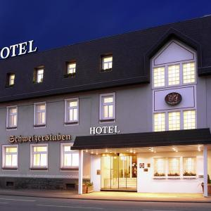 Hotelbilleder: Hotel Schweizerstuben, Homburg