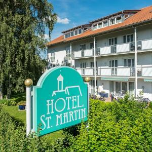 Hotelbilleder: Hotel St. Martin, Marktoberdorf