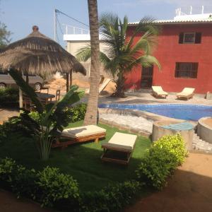 Hotelfoto's: Auberge des 4 Vents, Baguida
