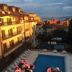Фотографии отеля: Horizont Apartments, Солнечный берег