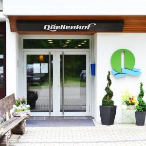 Hotelbilleder: Hotel Quellenhof Garni mit Thermalbad, Bad Urach