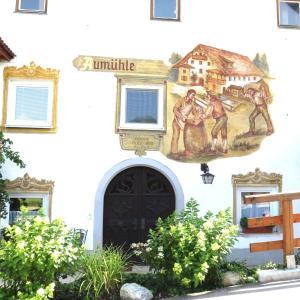 Hotelbilleder: Ferienwohnung Aumühle, Freilassing