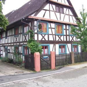 Hotel Pictures: Pension Zur Sonne Wittenweier, Schwanau