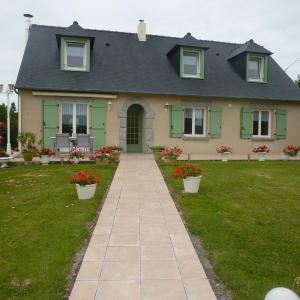 Hotel Pictures: Chambre D'Hote, Roz-Landrieux