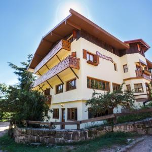 Hotellikuvia: Hotel Las Cascadas, La Cumbrecita
