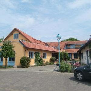 Hotelbilleder: Landhaus Sietow, Sietow