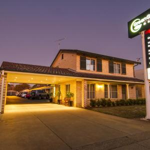 Hotelbilleder: Green Gables Motel, Dubbo