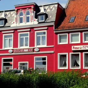 Hotelbilleder: Hotel Deutscher Hof, Slesvig