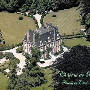 Hotel Pictures: Domaine du Château de Bourville, Fauville-en-Caux
