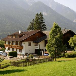 ホテル写真: Gästehaus Rettenbacher, フルプメス