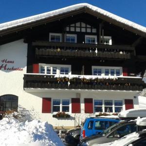Hotelbilleder: Gästehaus Hochwies, Bolsterlang