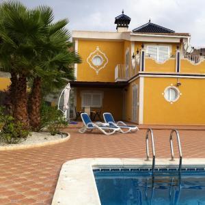 Hotel Pictures: Holiday Home Villa BellaVista, Mazarrón