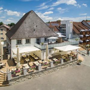 Hotelbilleder: Bodensee-Hotel Kreuz, Uhldingen-Mühlhofen