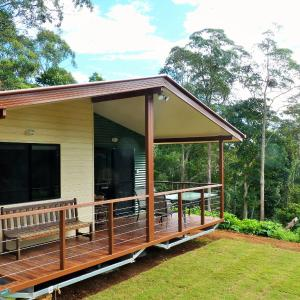 Foto Hotel: Bellthorpe Stays, Maleny