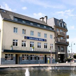 Fotografie hotelů: Ambassador Hotel Bosten, Eupen
