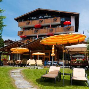 Hotel Pictures: Erlebnishotel Etoile, Saas-Fee