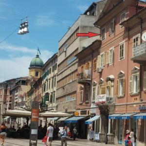 Hotellikuvia: Guesthouse Korzo, Rijeka