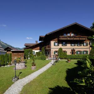Hotelfoto's: Ferienhaus Clarissa, Tannheim