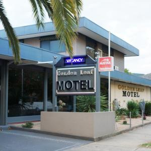 Fotografie hotelů: Golden Leaf Motel, Myrtleford