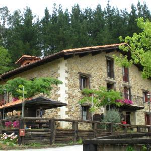 Hotel Pictures: Casa Rural Iturbe, Axpe de Busturia