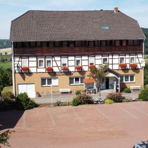 Hotelbilleder: Gasthaus Zum Reinhardswald, Gewissenruh