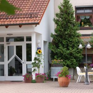 Hotelbilleder: Landhotel Mühlberg, Öschingen