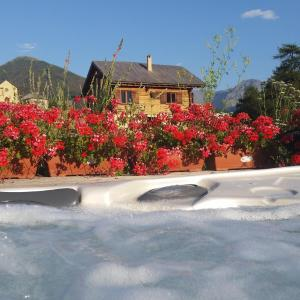 Hotel Pictures: Les Chalets Du Queyras & Spa, Molines-en-Queyras